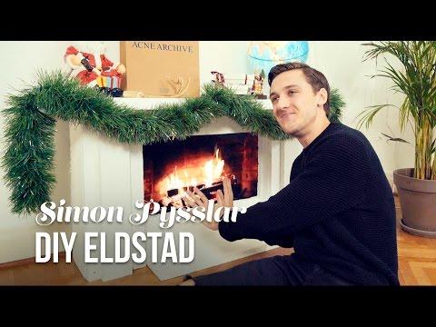 GÖR DIN EGEN ELDSTAD FÖR 200KR! | Simon Pysslar