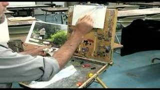 Basic Oil Painting Techniques : How to Start an Oil Painting