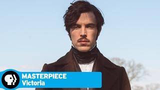VICTORIA on MASTERPIECE | Tom Hughes on Prince Albert | PBS