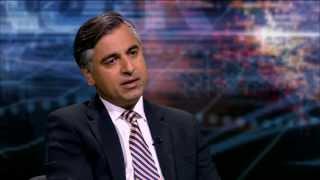 BBC HARDtalk - Payam Akhavan - International Human Rights Lawyer (12/8/13)