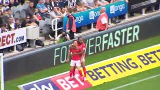HIGHLIGHTS: Newcastle United 1-2 Huddersfield Town