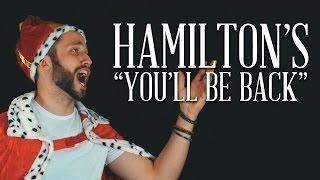 HAMILTON - You'll Be Back (Lin-Manuel Miranda) Jonathan Young Broadway Cover
