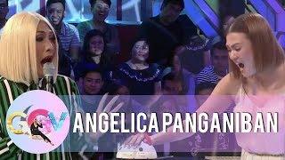 Kuryentanong with Angelica Panganiban   GGV