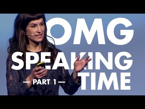 The OMG life hack tip to great presentations and public speaking by TED x fellow Part 1