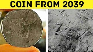 A COIN FROM THE FUTURE WAS FOUND IN MEXICO!