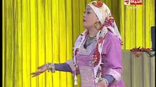 """تياترو مصر - حلقة الجمعة 1-1-2015 مسرحية """" الدنيا على جناح فلاشه """" - Teatro Masr"""