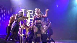 Britney Spears Do Something live in Vegas on 10/26