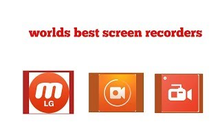 OMG 😲 our new event has started and Top 3 screen recorder for android free on play store|| must try