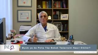 Myom ya da Polip Tüp Bebek Tedavisini Nasıl Etkiler?