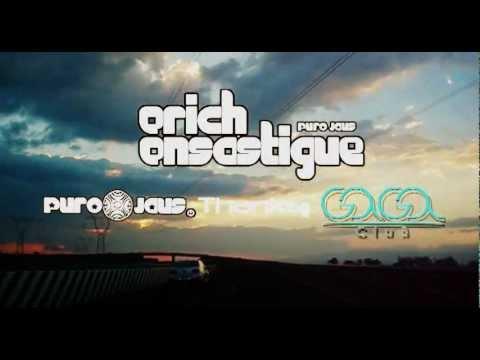 Erich Ensastigue GAGA Club New Year 2013 CUERVO