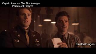 Captain America The First Avenger In Hindi