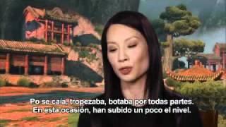Entrevista a Lucy Liu