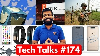 Tech Talks #174 - Micromax 😡, Note 7 Coming, Oneplus 5, Zuk Mobile Dead, IITD-DRDO, Giveaway