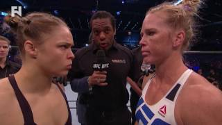 Ronda Rousey vs. Holly Holm: 1-Year Anniversary