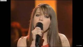 Carly Rae Jepsen - Torn (Top 8 Canadian Idol Season 5)