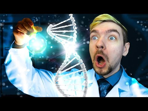 HOW HEALTHY IS JACKSEPTICEYE DNA Test 23andMe