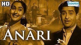 Anari (HD) - Raj Kapoor | Nutan | Lalita Pawar - Popular Bollywood Movie - (With Eng Subtitles)