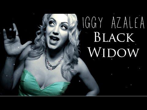 Iggy Azalea Black Widow Cover By The Animal In Me