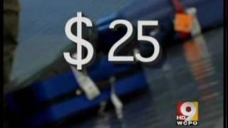 Avoid airline baggage fees