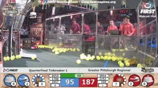 Quarterfinal Tiebreaker 1 - 2017 Greater Pittsburgh Regional
