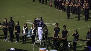 2017 Irvington High School Homecoming Field Show
