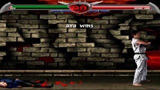 Mortal Kombat Chaotic - Ryu playthrough