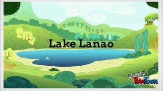 How The Angels Built Lake Lanao