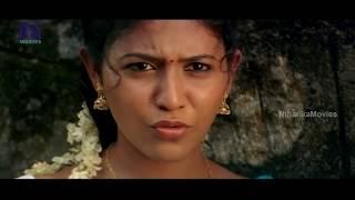 Anjali And Karan Romantic Scene - Simhadripuram Movie Scenes
