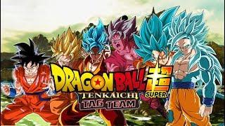DBZ TTT MOD- Goku FNF transformations
