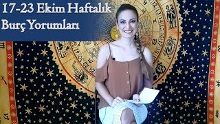 17-23 Ekim 2016 BAŞAK BURCU Haftalık Burç Yorumu Astroloji