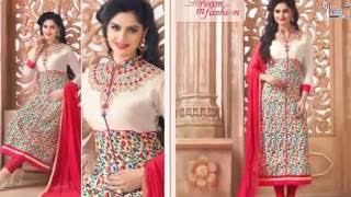 ladies   Designer Georgette Pakistani Suits    2016