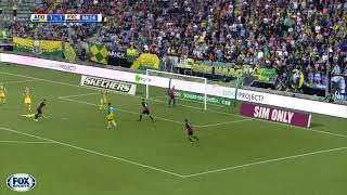 GOAL | Hicham Faik. ADO Den Haag - Excelsior 1 - 2