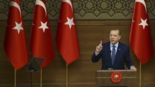 Cumhurbaşkanı Erdoğan: İlk emri