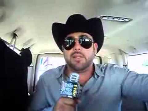 ROGELIO MARTINEZ en vivo radio exitos digital 2014