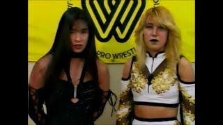 Toyota & Hokuto vs. Yamada & K.Inoue - AJW Tag League the Best 93 (Round Robin)