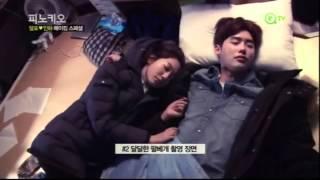Darling Couple's real moments [ Lee Jong Suk & Park Shin Hye ]