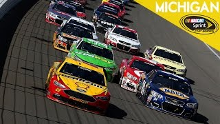 NASCAR Sprint Cup Series - Full Race - Firekeepers Casino 400