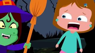 Halloween Nacht Halloween Reime für Kinder gruselige Monster Lieder für Kinder Halloween Night