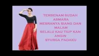 Misya Omar - Angin Syurga (lirik)