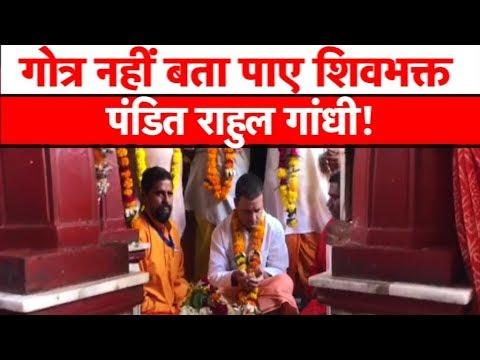 Xxx Mp4 जनेऊधारी राहुल गांधी अपना गोत्र नहीं बता पाए MP Tak 3gp Sex