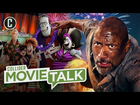 Xxx Mp4 Weekend Box Office Skyscraper Gets Upset By Hotel Transylvania Movie Talk 3gp Sex