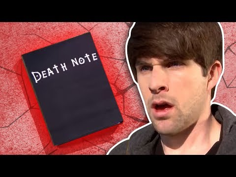 REAL DEATH NOTE