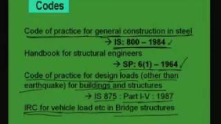 Mod-1 Lec-1 Introduction to Design of Steel Structures