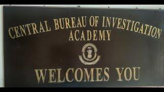 CBI Sub Inspectors' training at CBI academy, Ghaziabad |By Kavish Mishra| 21st batch | CGL2015 |
