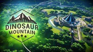 A Tour Of Dinosaur Mountain (Jurassic World: Evolution Park Build)