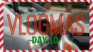 Drunk Driver Car Accident | Vlogmas Day 10