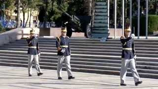 Romanian Changing of the Guard 1