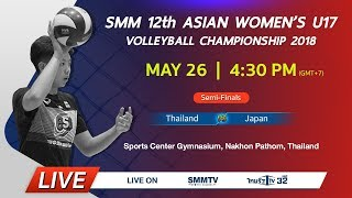 Thailand vs Japan | Asian Women
