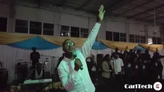 Minister Michael Mahendere live at MSU - Hallelujah