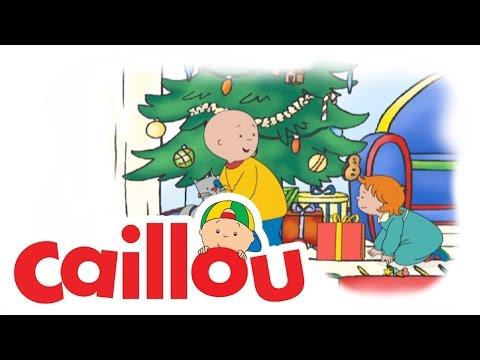Caillou Caillou Goes Caroling S04E18